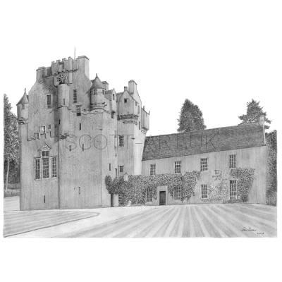 Crathes Castle, Scotland