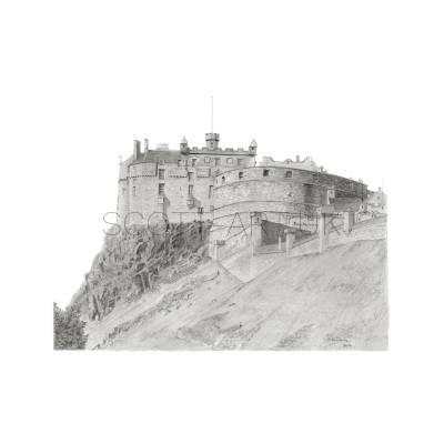 Edinburgh Castle, Scotland 2