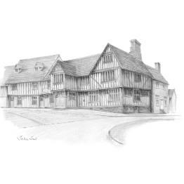 Guild Hall, Lavenham, Suffolk