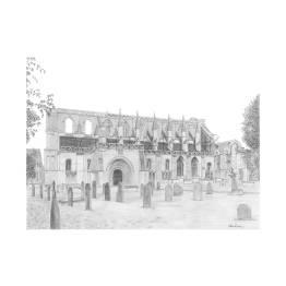 Malmesbury Abbey, Wiltshire