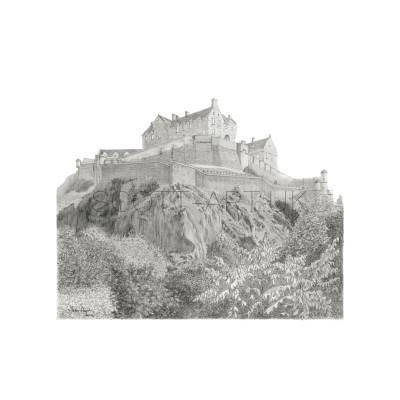 Edinburgh Castle, Scotland 1
