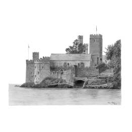 Dartmouth Castle, Devon